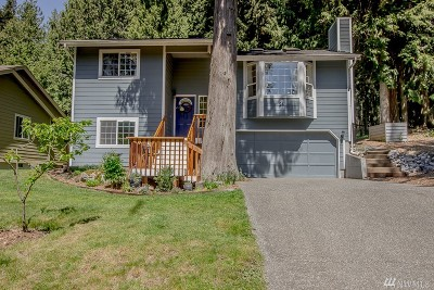 Bellingham WA Single Family Home For Sale: $279,950