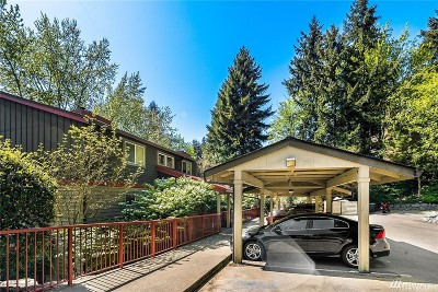 Bellevue Condo/Townhouse For Sale: 11052 NE 33rd Place #A1