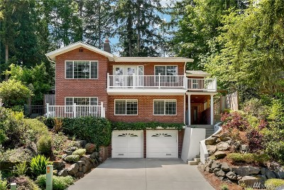 Bellevue Single Family Home For Sale: 4227 160th Ave SE