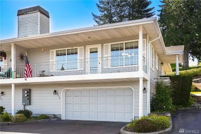 Gig Harbor Condo/Townhouse For Sale: 3858 Spadoni Lane #12-A