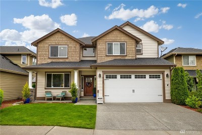 Renton Single Family Home For Sale: 5126 NE 8th St