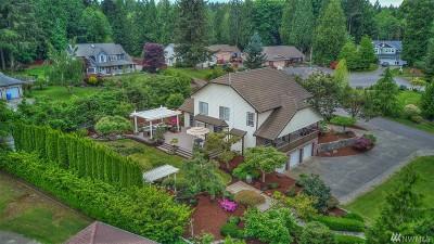 Thurston County Single Family Home For Sale: 2736 Pamela Lane NE