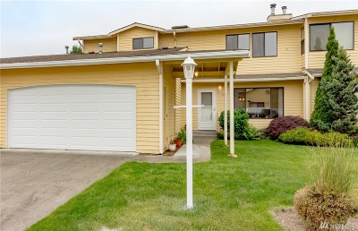 Auburn WA Condo/Townhouse For Sale: $300,000