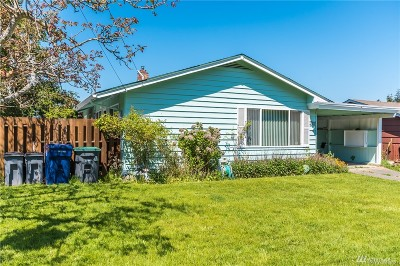 Anacortes WA Single Family Home Pending: $315,000