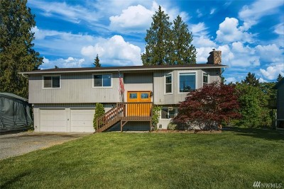 Marysville Single Family Home For Sale: 7813 31st Ave NE