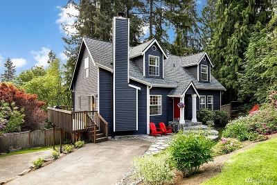 Monroe WA Single Family Home For Sale: $549,000