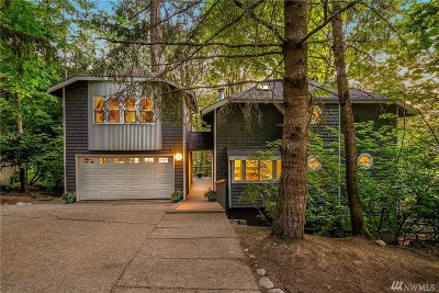 Issaquah Single Family Home For Sale: 15 Mt. Pilchuck Ave NW