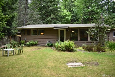 Bellingham WA Single Family Home For Sale: $299,900