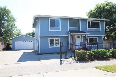 Tacoma Single Family Home For Sale: 5537 34th Loop St NE