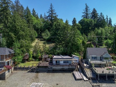 Gig Harbor Single Family Home For Sale: 7512 Ray Nash Dr NW