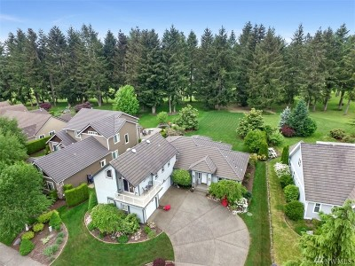 Thurston County Single Family Home For Sale: 6529 Turnberry Lane SE