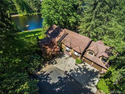 Auburn Single Family Home For Sale: 33433 E Lake Holm Dr SE