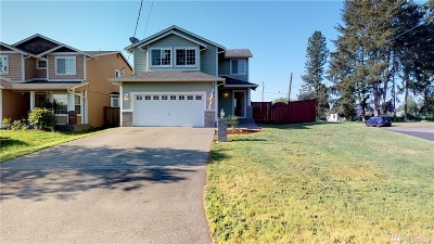 Spanaway Single Family Home For Sale: 403 173rd St S