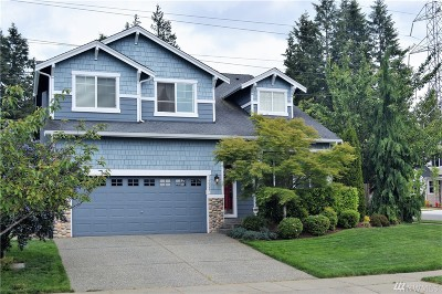 Bothell Single Family Home For Sale: 16029 41st Ave SE