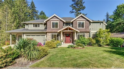 Kirkland Single Family Home For Sale: 12958 74th Place NE
