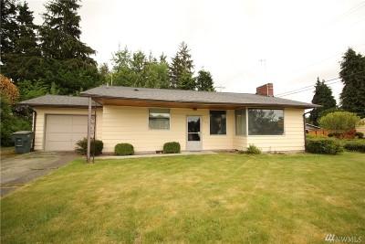 Everett Single Family Home For Sale: 5133 Seahurst Ave
