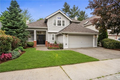 Issaquah Single Family Home For Sale: 25840 SE 41st St