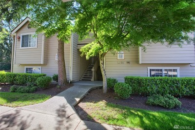 Federal Way Condo/Townhouse For Sale: 28300 18th Ave S #H-102