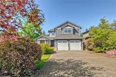Everett Single Family Home For Sale: 4621 118th St SE