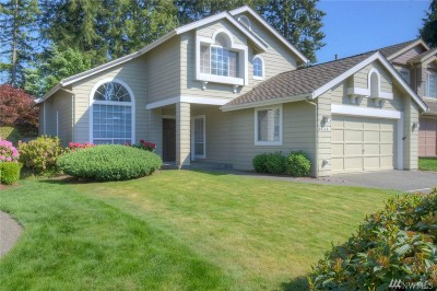 Sammamish Single Family Home For Sale: 3660 254th Ave SE