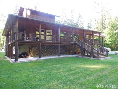Skagit County Single Family Home For Sale: 58800 Willow Lane