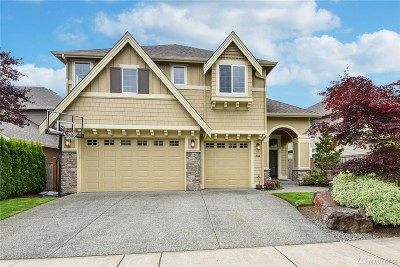 Sammamish Single Family Home For Sale: 1655 273rd Place SE
