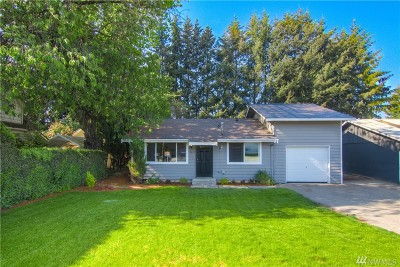 Monroe WA Single Family Home For Sale: $320,000