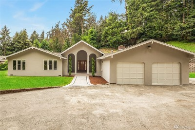 Bellevue Single Family Home For Sale: 12030 NE 26th Place