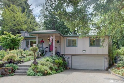 Edmonds Single Family Home For Sale: 23229 98th Ave W