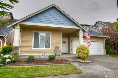 Lacey Single Family Home For Sale: 7035 Bailey St SE