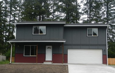 Spanaway Single Family Home For Sale: 19813 68th Ave E