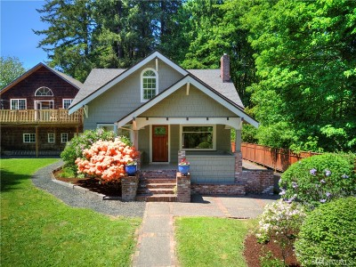 Shelton Single Family Home For Sale: 505 S 8th St S