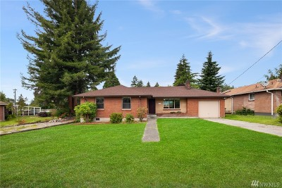 Snohomish Single Family Home For Sale: 1006 Alice Ave