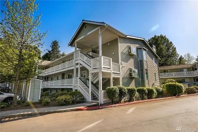 Kirkland Condo/Townhouse For Sale: 12323 NE 97th St #E