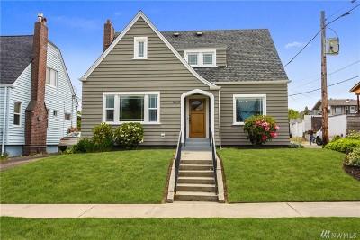 Tacoma WA Single Family Home For Sale: $535,000