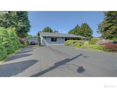 Vancouver Single Family Home For Sale: 2504 NW 102nd Cir
