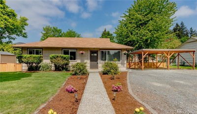 Renton Single Family Home For Sale: 3912 NE 23rd Place