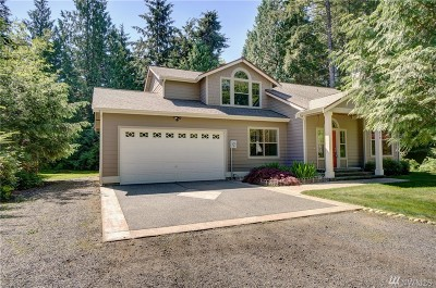 Gig Harbor Single Family Home For Sale: 4018 157th St NW