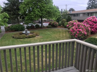 Kent Condo/Townhouse For Sale: 9623 S 248th St #D6