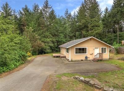 Mason County Single Family Home For Sale: 501 NE Larson Blvd