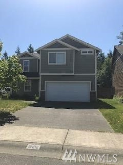 Pierce County Rental For Rent: 12912 167th St Ct E