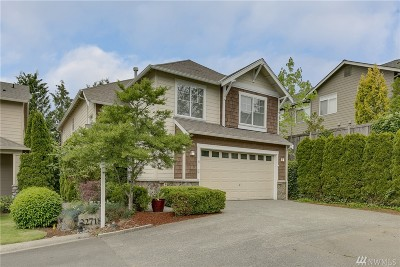 Sammamish Single Family Home For Sale: 22718 SE 12th Place