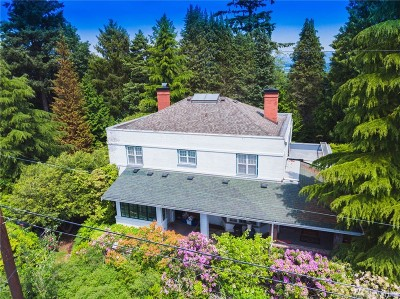 Everett Single Family Home For Sale: 4700 Maryland Ave