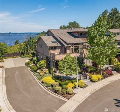 Renton Single Family Home For Sale: 1000 N 42nd Place