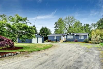 Lake Stevens Single Family Home For Sale: 4428 123rd Ave NE