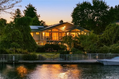 Bellevue Single Family Home For Sale: 103 Cascade Key