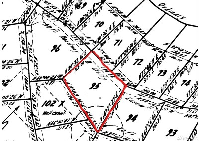 Bellingham WA Residential Lots & Land For Sale: $49,500