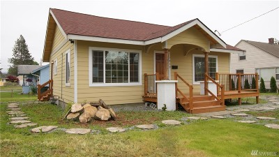 Bellingham WA Single Family Home For Sale: $380,000