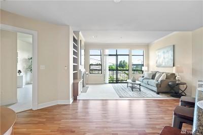 Seattle Condo/Townhouse For Sale: 5000 30th Ave NE #302