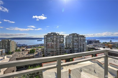 Seattle Condo/Townhouse For Sale: 2911 2nd Ave #1011